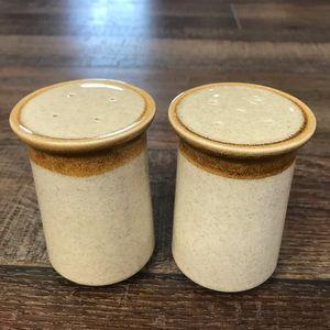 Vintage Mikasa salt and pepper shaker